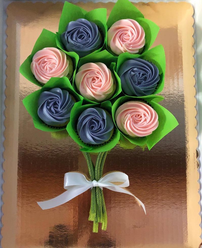 Gluten-Free Floral Bouquet Image