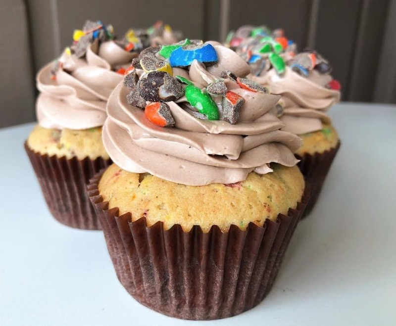 Gluten-Free Cupcakes - Dozen Image