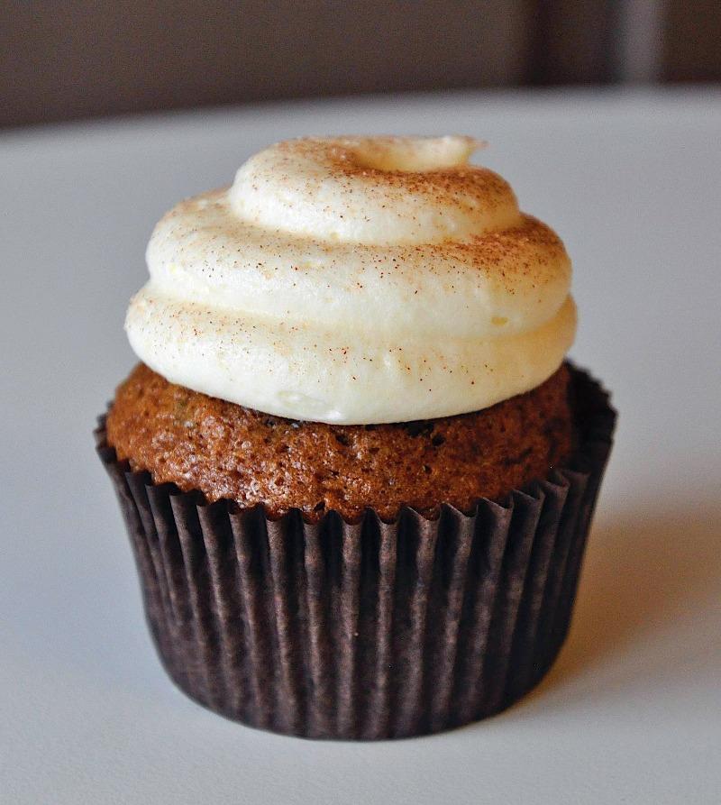 Gluten-Free Jumbo Cupcake Image