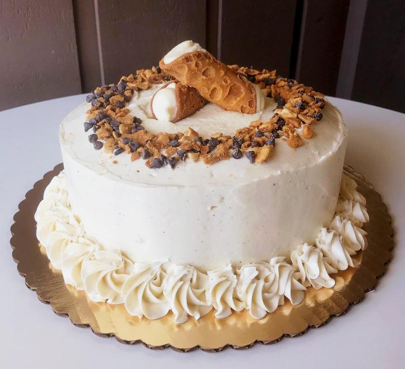 "6"" Gluten-Free Cake Image"