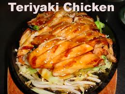 63. Teriyaki Chicken Image
