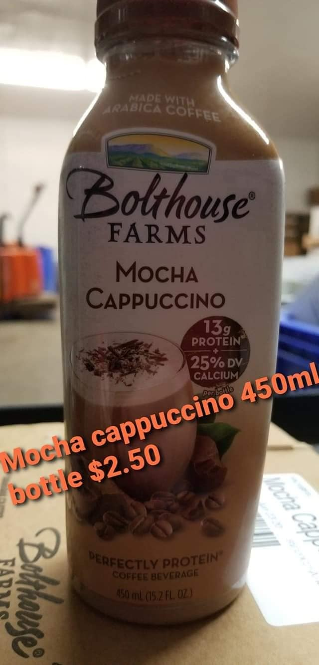 Mocha Cappuccino - 450 ml Bottle
