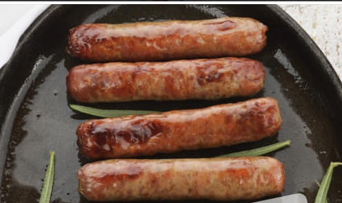 Link Sausages Raw 10 lbs 160ct