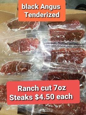 Steak RANCH CUT 7oz