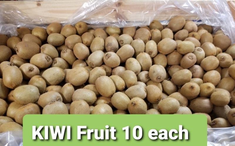 Kiwi 10 Each