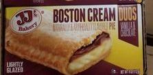 Boston Cream Pie duo 4oz single