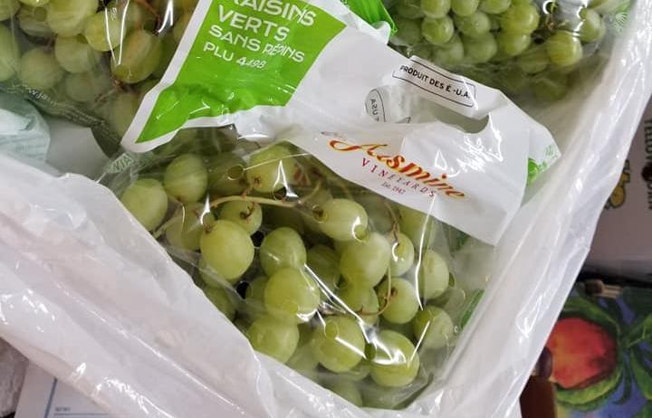 Grapes Green appx 2lb