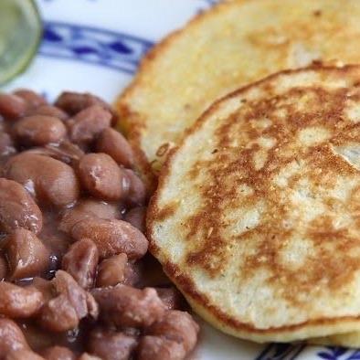 Ham, Beans, & Cornbread Image