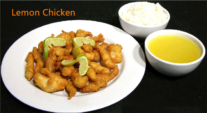 C-15. Lemon Chicken Image