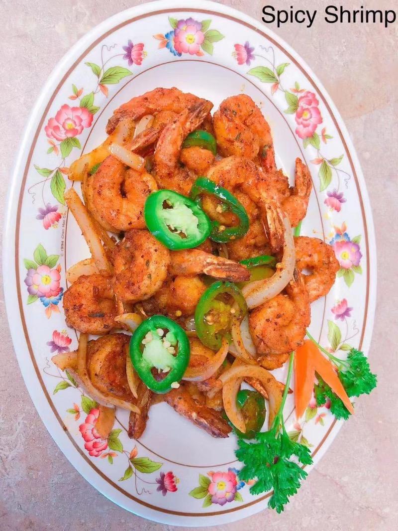 Spicy Shrimp Image
