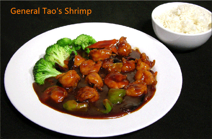 SH-6. General Tao's Shrimp Image