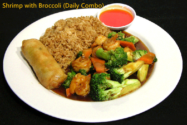 DC-26. Shrimp w. Broccoli Image