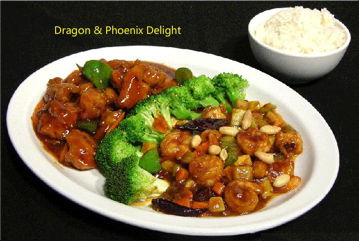 CS-1. Dragon & Phoenix Delight Image