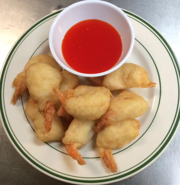 SH-10. Sweet & Sour Shrimp Image