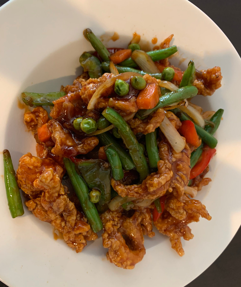 Lime Chili Chicken Image