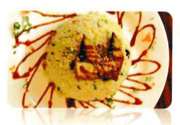 Unagi Fried Rice Image