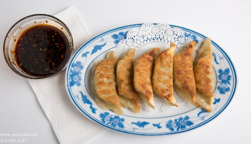 A8. Fried Dumpling (6) Image