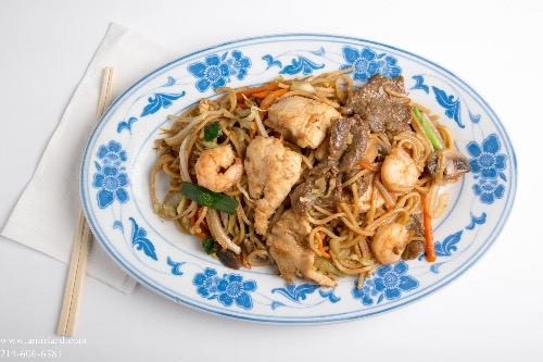 Combination Lo Mein Image