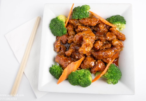H19. General Tso's Chicken Image