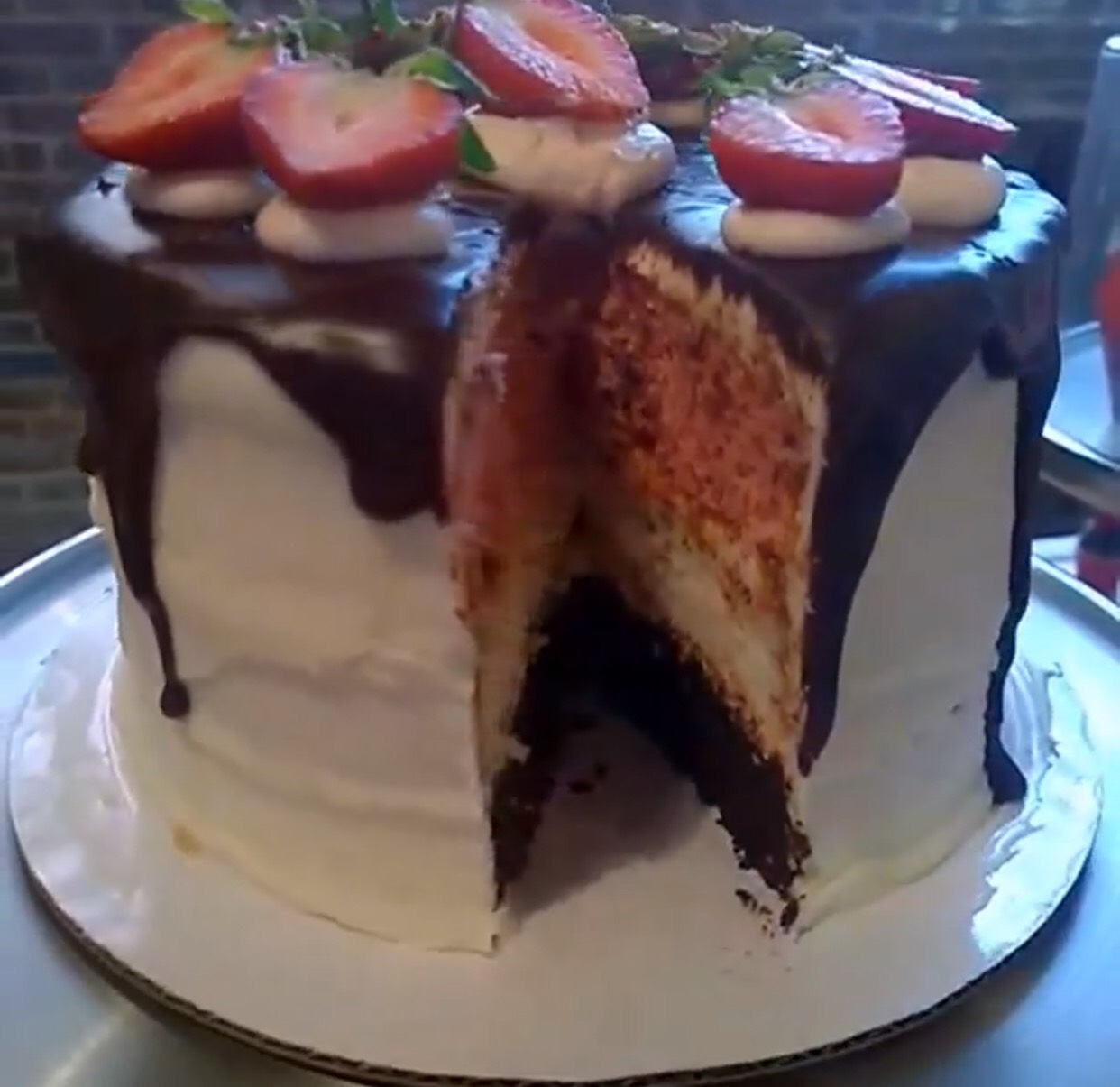 Eat.Cake.Love Specialty Cake Image