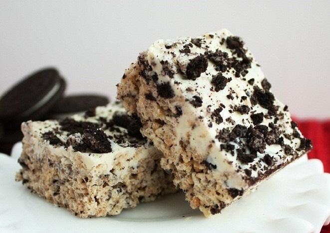 Rice Krispie Treats Image