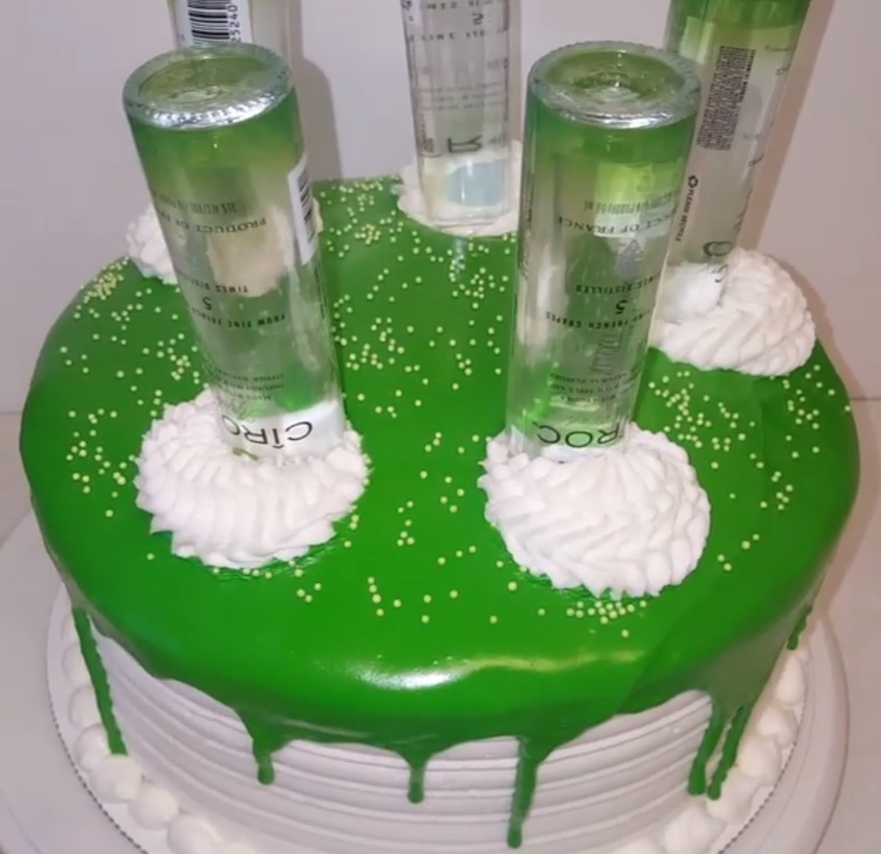 Tipsy Cakes Image