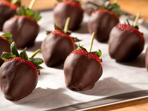 Chocolate Covered Strawberries Image