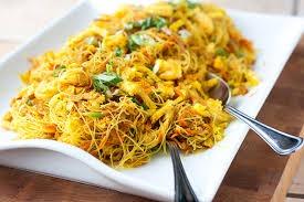 Singapore Mei Fun (Rice Noodle) Image