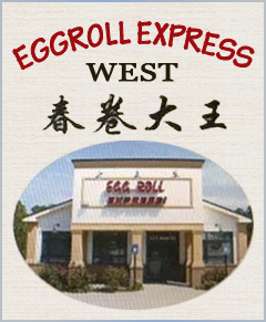 Eggroll Express West - Evans