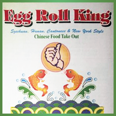 Egg Roll King - Savannah