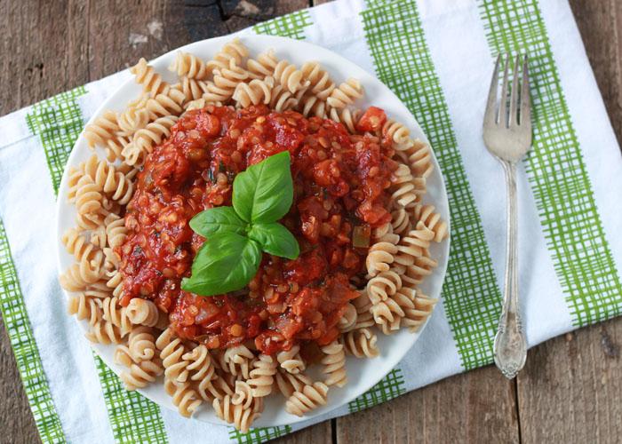 WED 10/30: Pasta Marinara Image