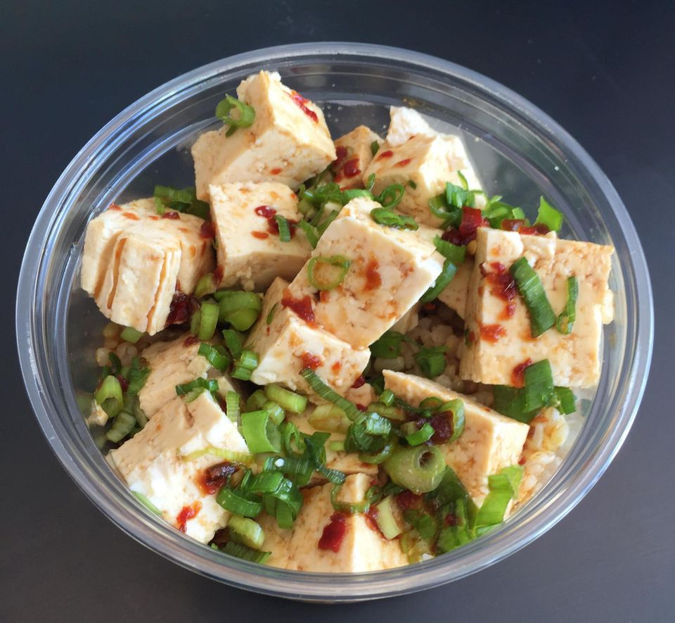 SAT 11/9: Tofu Poke Image