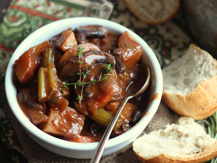 MON 5/18: Beefless Stew Image
