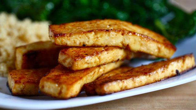 MON 9/30: Baked Tofu Image