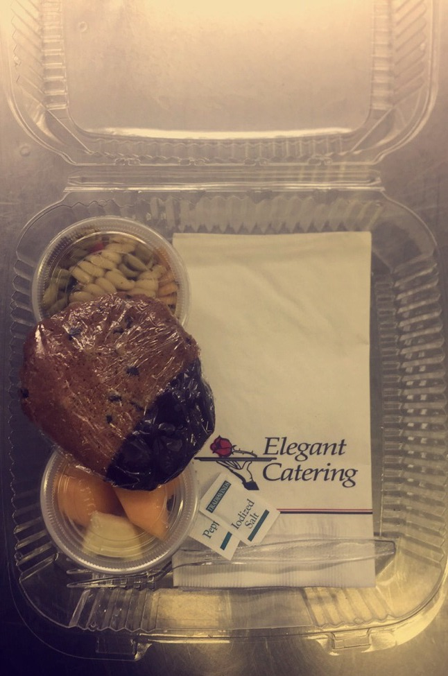 Vegetarian Boxed Lunch Image