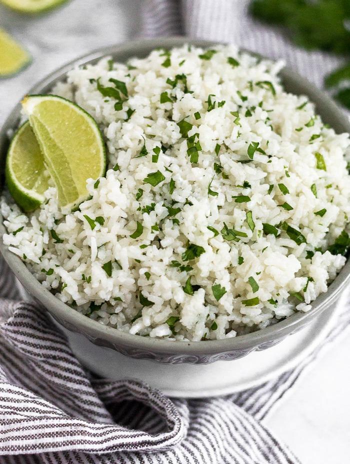 Cilantro Lime Rice Image