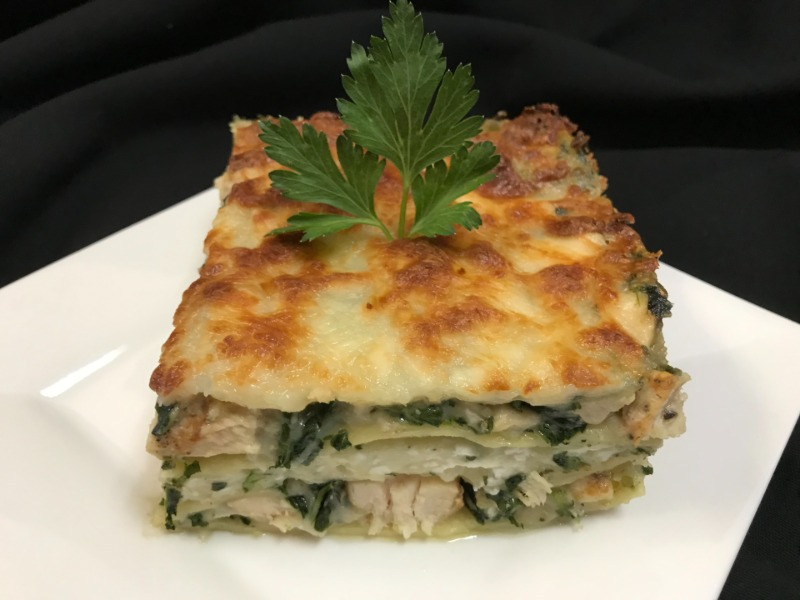 Chicken Lasagna Image