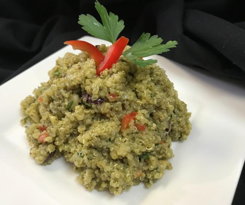 Pesto Quinoa Image