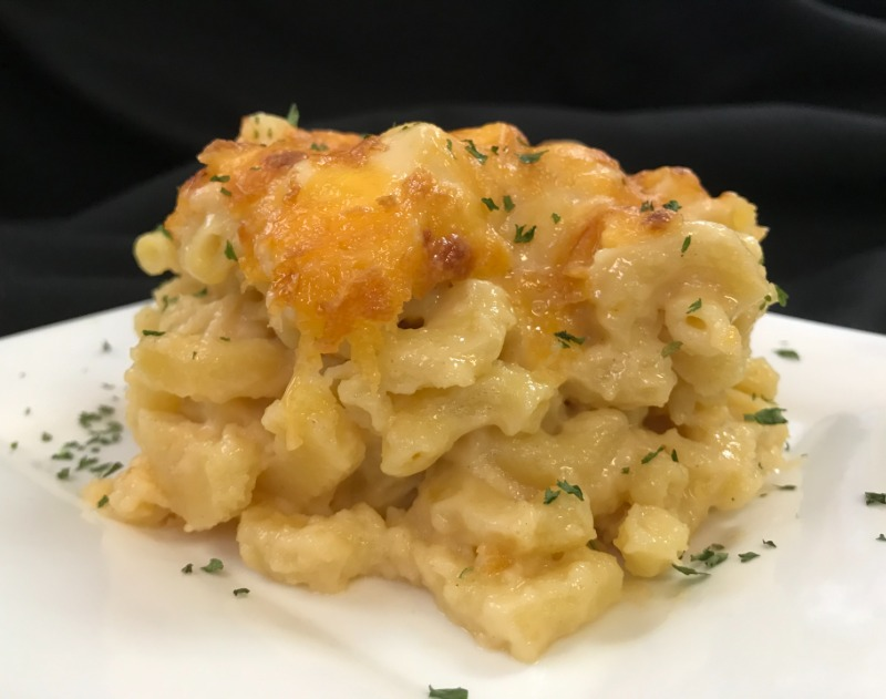 3 Cheese Baked Mac & Cheese