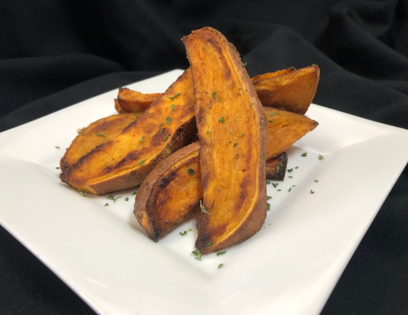 Sweet Potato Wedges Image