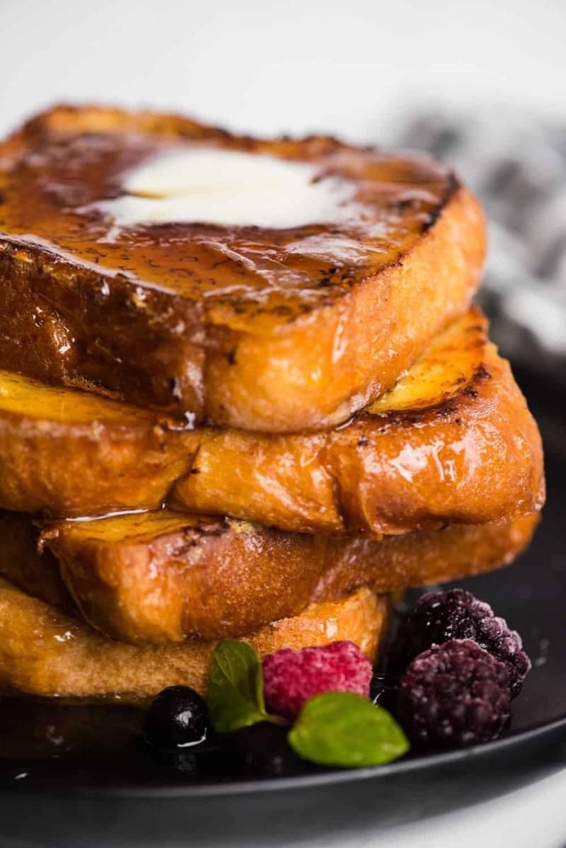 Creme Brulee French Toast Image