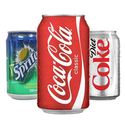 Canned Soda Image
