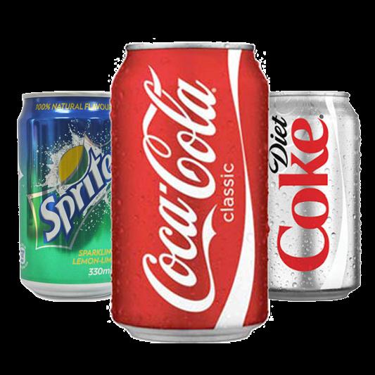 Canned Soda Image