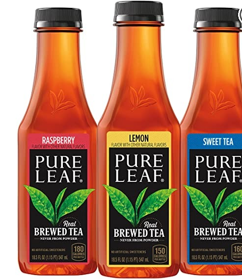 Pure Leaf Tea Image