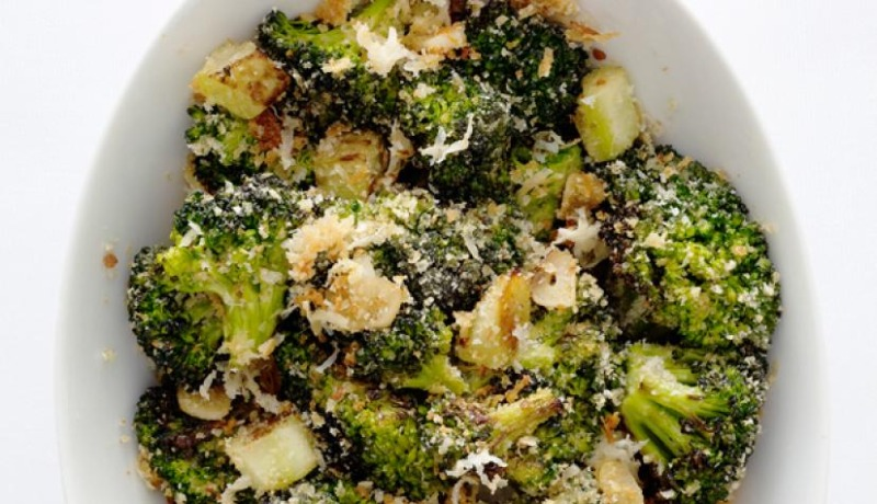 Broccoli Parmesan Image