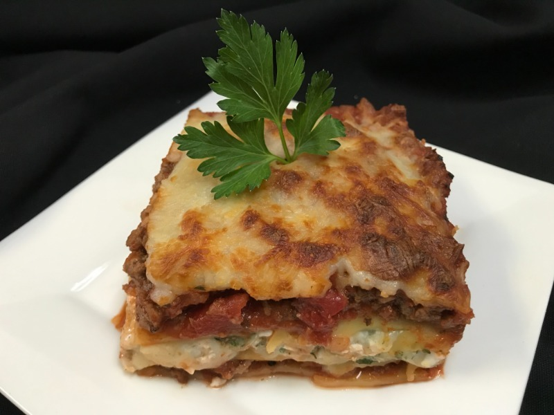 Hearty Lasagna Image