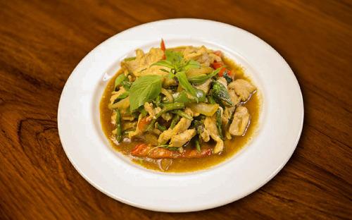 Thai Spicy Mint Image