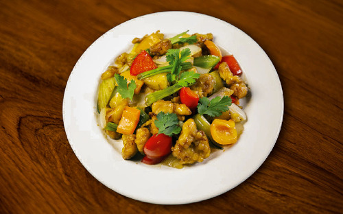 Sweet and Sour Stir-Fried Image