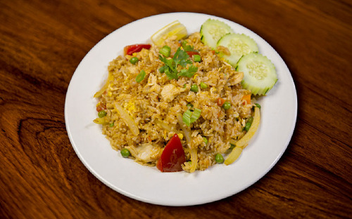 Elephant Fried Rice Image