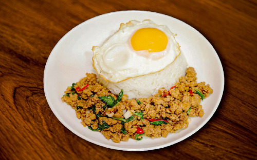 Spicy Fried Rice Image